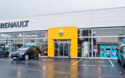 Partenariat : Renault Soissons