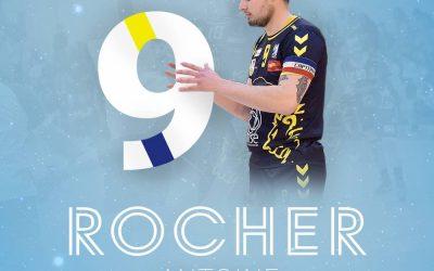 Recrutement : Antoine Rocher