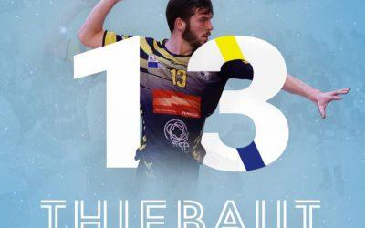 Recrutement : Benjamin Thiebaut