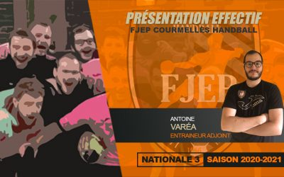 Recrutement : Antoine Varéa