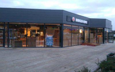 Partenariat : Burger King Soissons