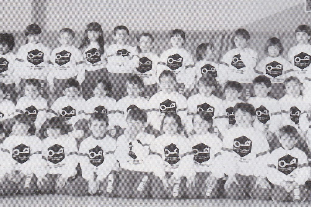Création de l'Ecole de Handball